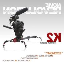 Konova Camera Slider Dolly K2 120cm