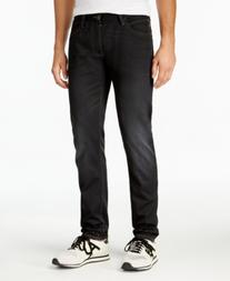 Armani Jeans Men's Slim-Fit Black Jeans