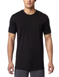 Calvin Klein Mens Body 3 Pack Slim Fit Short Sleeve Crew