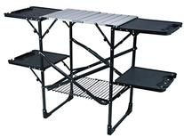 GCI Outdoor Slim-Fold Camp Kitchen Portable Folding Cook