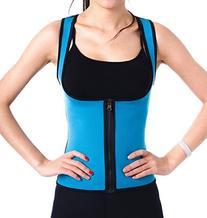 ValentinA Slimming Neoprene Vest Hot Sweat Shirt Body