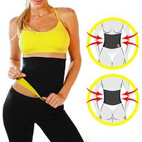 SlimCore By Zaza Slimming Waist and Abs Belt Trimmer-Cincher