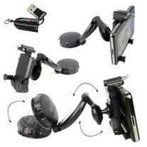 ChargerCity SlimTab Holder & Swivel Adjustable Folding Arm