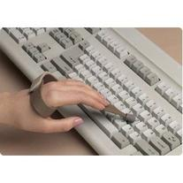 Patterson Medical Slip-On Typing/Keyboard Aid Small, Right