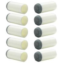 Slip-On Tips for Pool Cues - 13mm