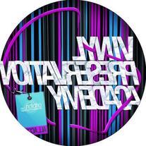 Ortofon SM-17 Vinyl Label Slipmats, Pair