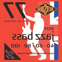 Rotosound SM77 Monel Flatwound Hybrid Bass Guitar Strings