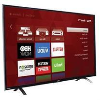 """TCL 50"""" Premium 4K 120Hz Smart LED Backlit Roku TV - 50UP130"""