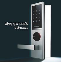Samsung SHS-H635 FMS Digital Door Lock, RFID Keyless with