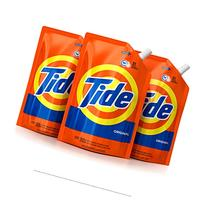 Tide Smart Pouch Original Scent HE Turbo Clean Liquid