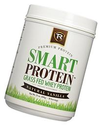 Grass Fed Whey Protein Powder - Certified Paleo Friendly -