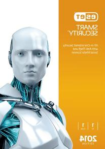 ESET Smart Security 2014 Edition - 1 User