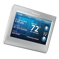 Honeywell Smart Thermostat, Wi-Fi, Touchscreen, Works with
