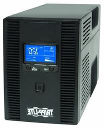 Tripp Lite 1500VA UPS Back Up, AVR, LCD Display, 10 Outlets