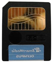 Olympus 64 MB SmartMedia Card