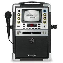 Singing Machine SMG-901 CD/CD+G Karaoke System with Rear