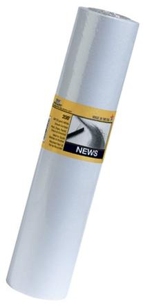 Pro Art 15-Inch by 100-feet Smooth Newsprint Paper Roll