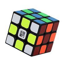 MoYu 3x3 Smooth New 3 x 3 x 3 YJ Sulong Black Speed Cube