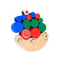 Syeer Snails Balance Building Blocks Puzzle Game Wooden Kid