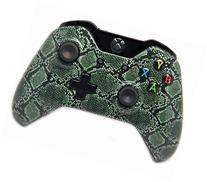 """""""Snake Skin"""" Xbox One Custom UN-MODDED Controller Exclusive"""
