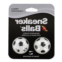 Sof Sole Sneaker BallsShoe Deodorizers, Soccer, 2 Pack