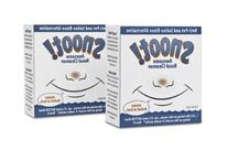 Snoot! Nasal Cleanser, Neti Pot Alternative - 120ml 2-pack