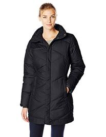 Columbia Women's Snow Eclipse Mid Jacket, White, Medium