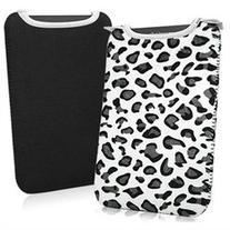 BoxWave Snow Leopard Plush Amazon Kindle  SlipSuit