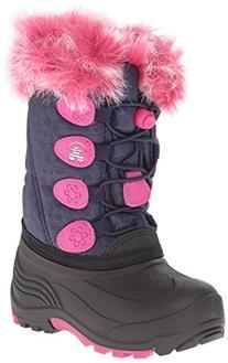 Kamik Snowgypsy Snow Boot , Navy, 3 M US Little Kid