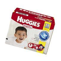 Huggies Snug & Dry Disney Baby Stage 6 Diapers  48 CT