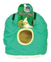 Prevue Pet Products Snuggle Sack - Cloth Bird Bed Large