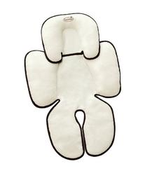 Summer Infant Snuzzler - White with black trim