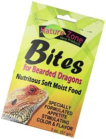 Nature Zone SNZ54620 Bearded Dragon Bites Soft Moist Food, 2