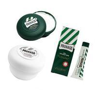Proraso Soap Green 4 Oz + Proraso Shaving Soap Sensative 4oz