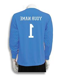 Soccer Goalkeeper Jersey personalized with your name and