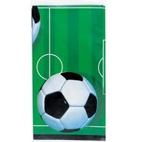 "Soccer Party Plastic Tablecloth, 84"" x 54"