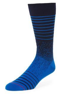 Men's Paul Smith 'Graduated Stripe' Socks, Size One Size -