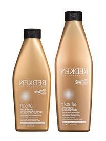 Redken All Soft 10.1 oz. Shampoo + 8.5 oz. Conditioner