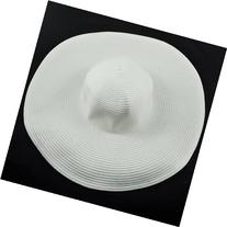 TOOGOO Soft Floppy Wide Large Brim Summer Beach Sun Hat