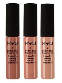 NYX Soft Matte Lip Cream, Zurich, Cairo, Cannes - Nude