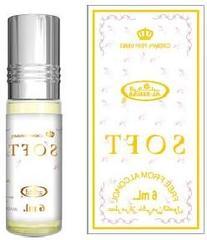 Soft - 6ml  Perfume Oil by Al-Rehab