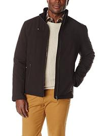 Tommy Hilfiger Men's Soft Shell Classic Zip Front Jacket,
