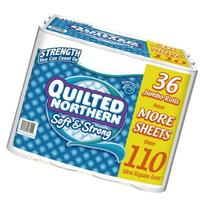 Quilted Northern Soft & Strong - 36 jumbo rolls - CASE PACK