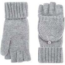 Accessorize Soft Studded Capped Glove
