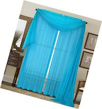 1kidandaheadache 2pc Soft Turquoise Voile Fully Stiched