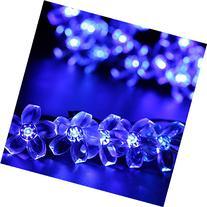 Solar Outdoor String Lights,Gdealer 22ft 50 LED Waterproof