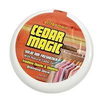 Citrus Magic Solid Odor Absbr Cedar 8 Oz
