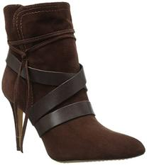 Vince Camuto Women's Solter Black Mid-Calf Leather Boot -