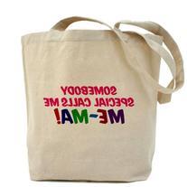 CafePress - SOMEBODY SPECIAL CALLS ME ME-MA! Tote Bag -