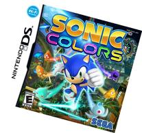 Sonic Colors for Nintendo DS